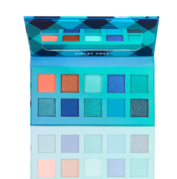 Violet Voss Cosmetics Mini Forget Me Not Palette