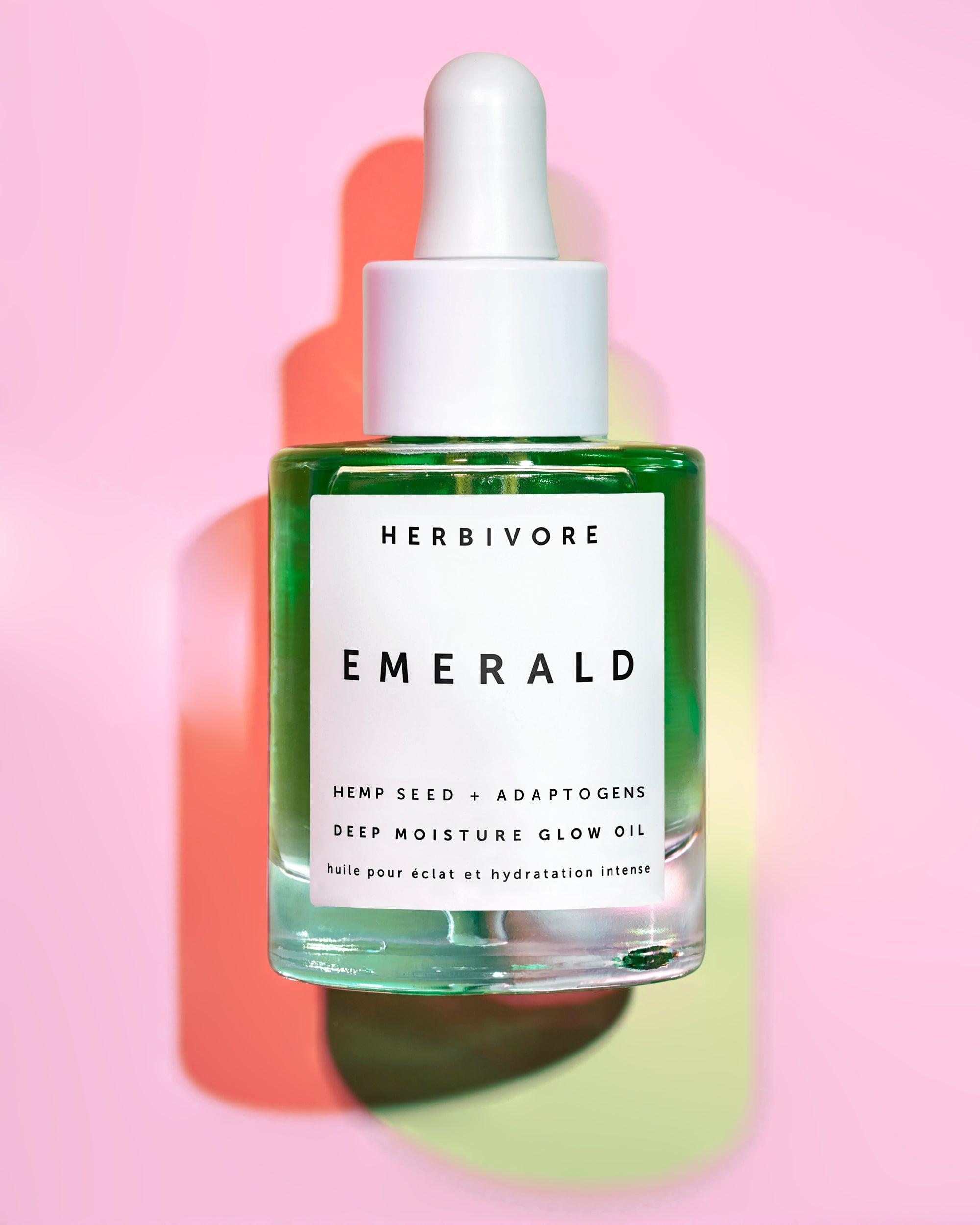 Herbivore Botanicals - Emerald, Deep Moisture Glow Oil