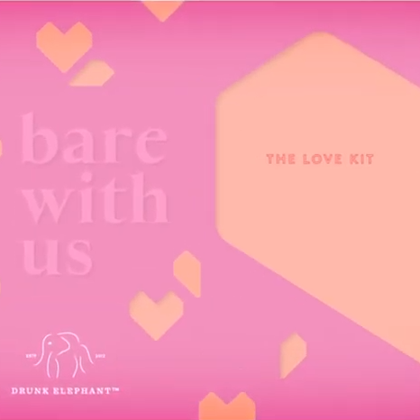 drunkelephant.com - Bare With Us Kit - Limited Edition ($134 Value)