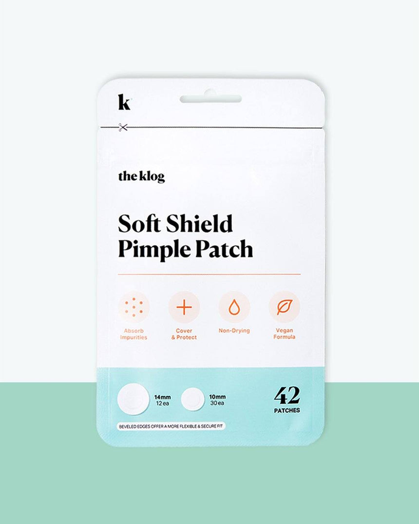 The Klog - Soft Shield Pimple Patch