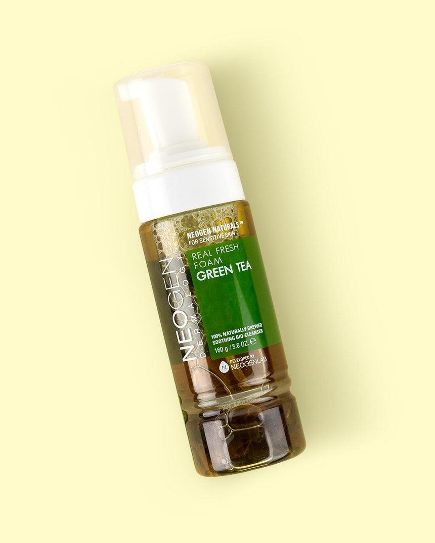 Neogen - Green Tea Real Fresh Foam Cleanser