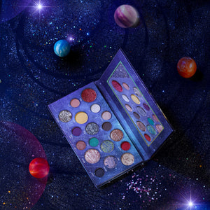 ditocosmetics Galaxy Shade Palette | 18-Color Eyeshadow Palette