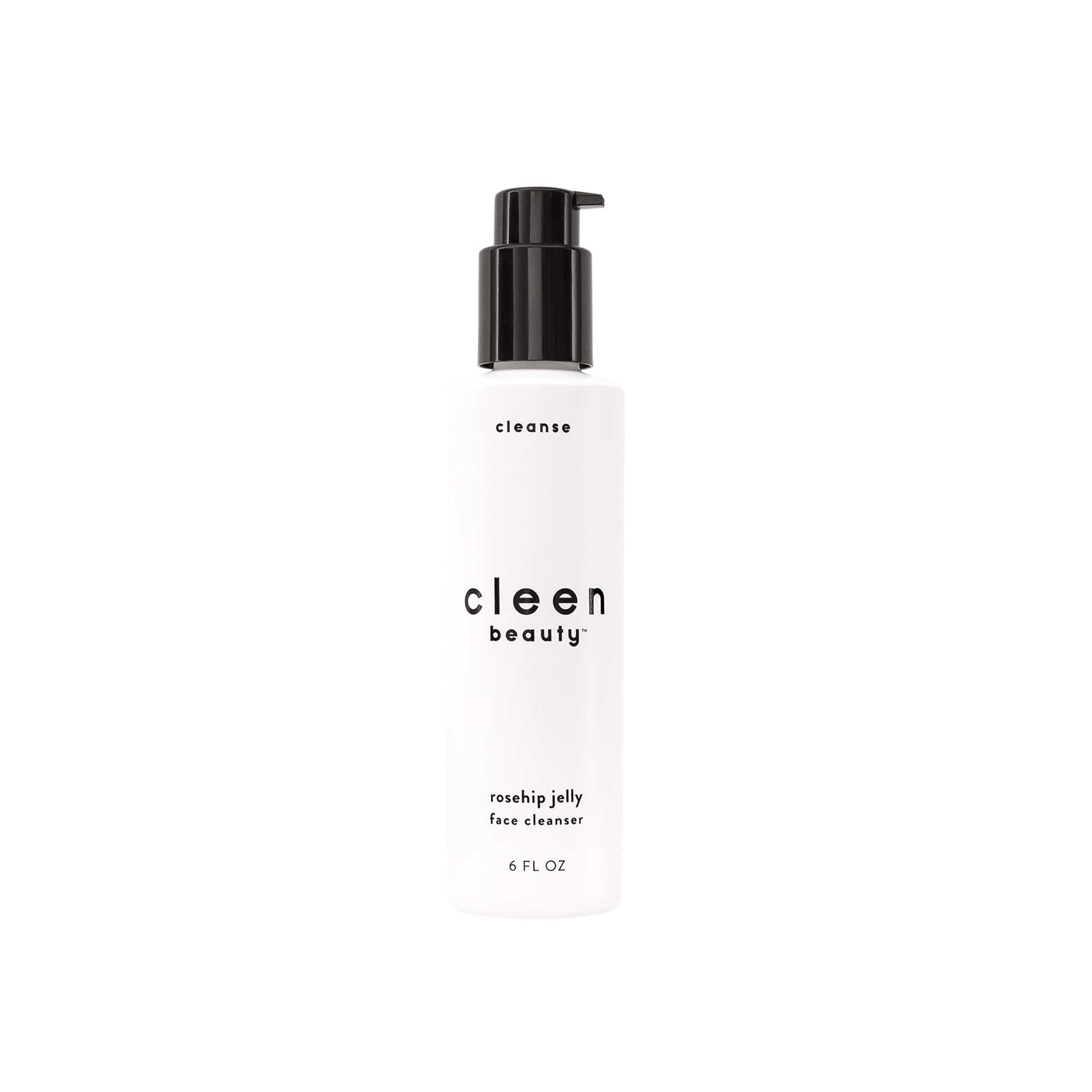 Cleen Beauty - cleen beauty™ Rosehip Jelly Face Cleanser