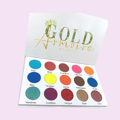 goldarmoirebeauty.com - Armoire Palette