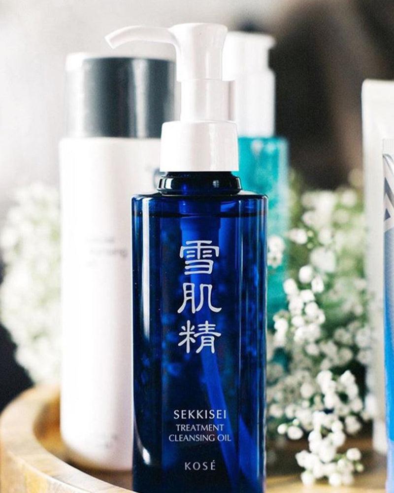 Sekkisei - Sekkisei Treatment Cleansing Oil
