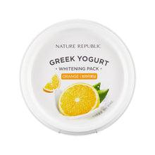 naturerepublicshop - Greek Yogurt Pack Orange