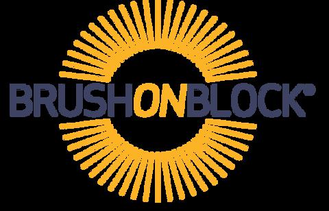 Brush on Block's logo