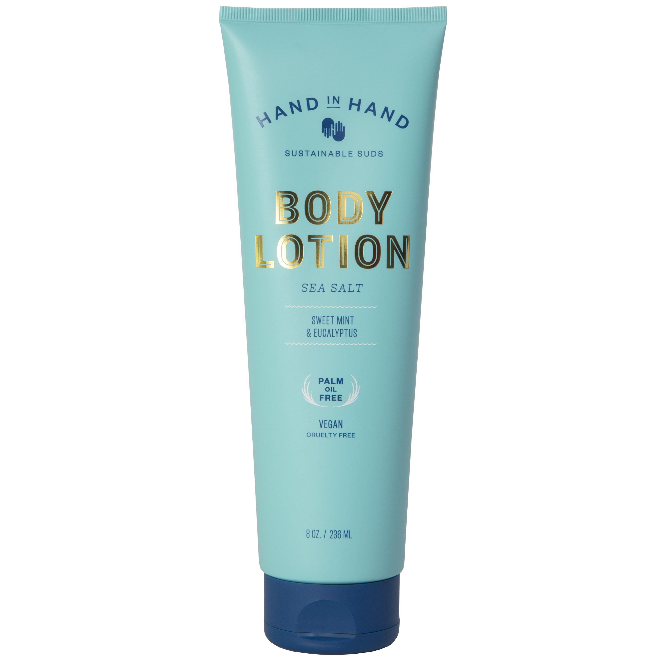 Hand in Hand Soap - SEA SALT LOTION
