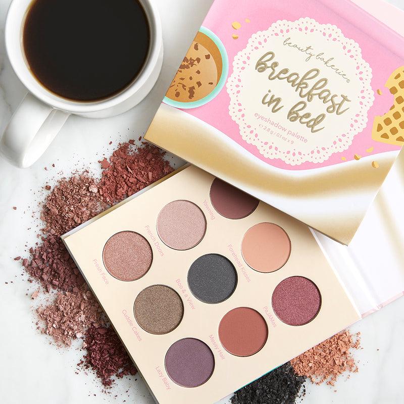 Beauty Bakerie Cosmetics Brand. - Breakfast In Bed Eyeshadow