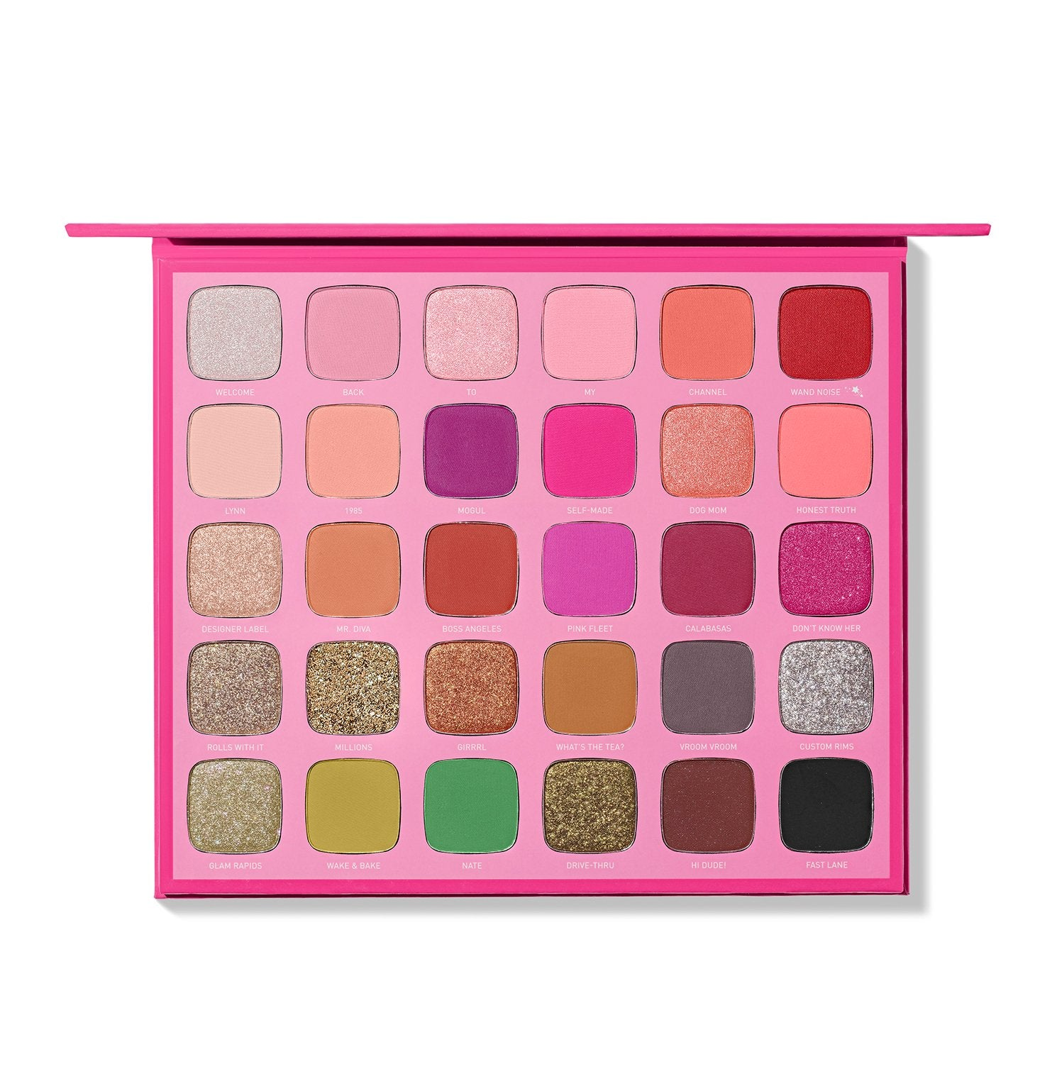 Jeffree Star Cosmetics - THE JEFFREE STAR ARTISTRY PALETTE