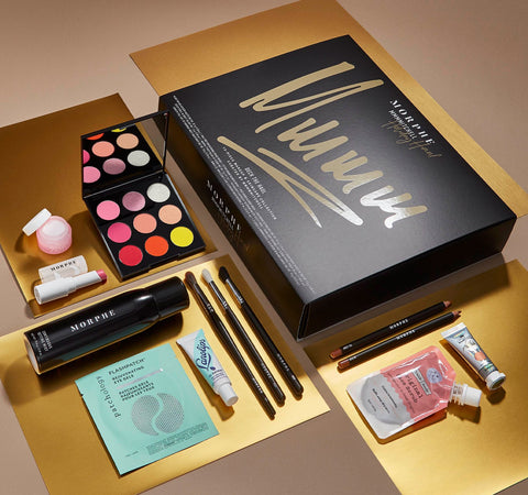 Morphe DECK THE HAUL 13-PIECE MAKEUP & SKINCARE COLLECTION