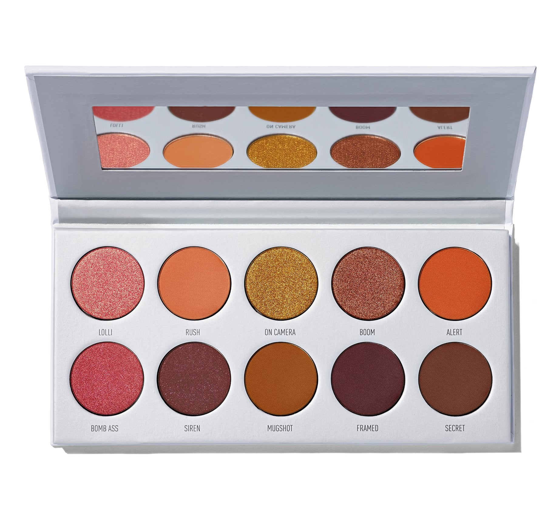 Morphe - Morphe x Jaclyn Hill Ring the Alarm Eyeshadow Palette