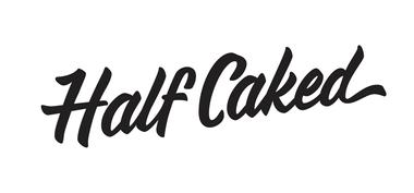 Half Caked's logo
