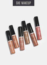 S.he - S.he Makeup Glossy Lips- Nudes