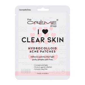 thecremeshop - I ❤ Clear Skin - Hydrocolloid Acne Patches ️