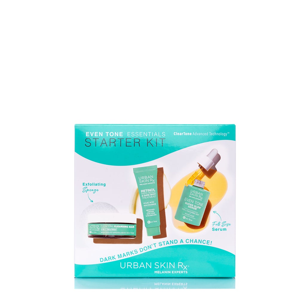Urban Skin Rx - Even Tone Essentials Starter Kit