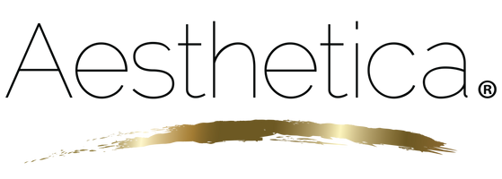 Aesthetica's logo