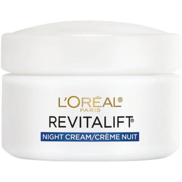 L'Oreal Paris - L'Oréal Paris Revitalift Anti Wrinkle + Firming Night Cream