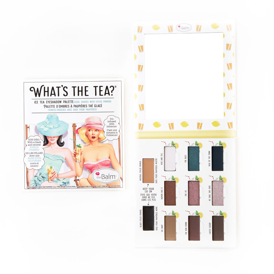 Thebalm - What's the Tea? Ice Tea