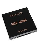 Realher - Highlighter, Keep Goin