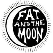 Fat and the Moon's logo