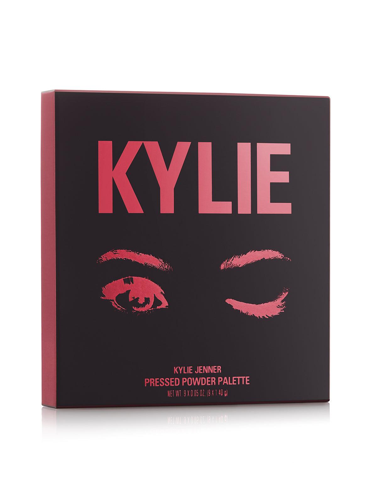 kyliecosmetics - The Burgundy Palette   Kyshadow
