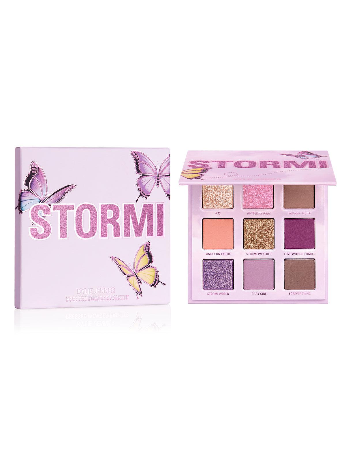 kyliecosmetics.com - Stormi Mini Palette