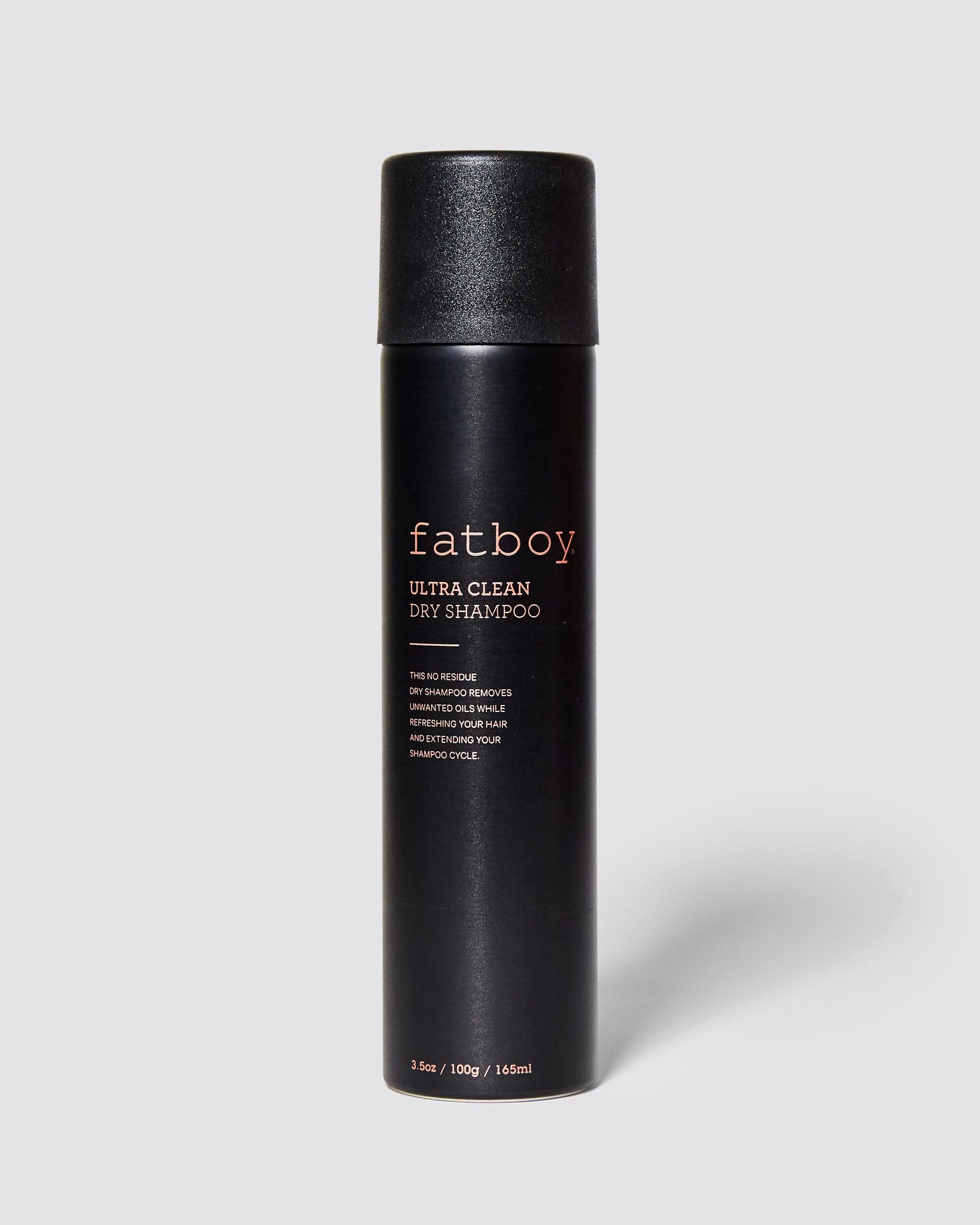 www.fatboyhair.com - Dry Shampoo