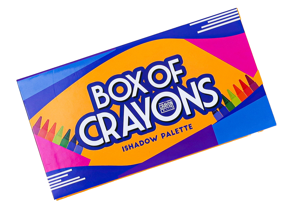www.thecrayoncase.com - Box Of Crayons Palette