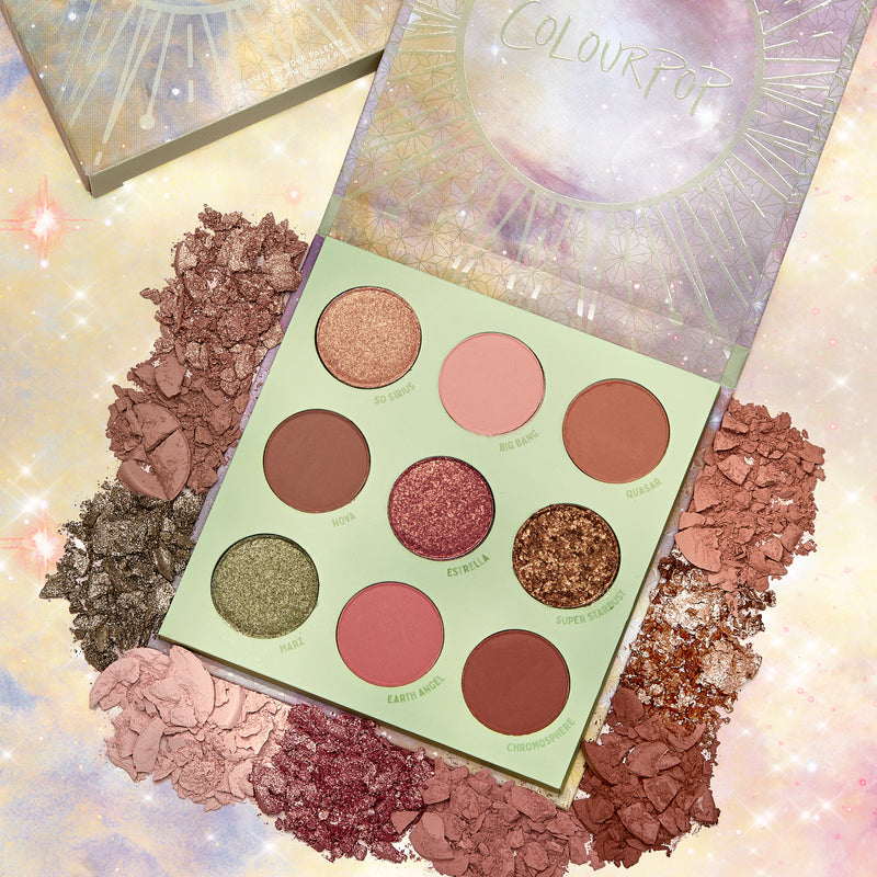 Select Brand - She's Got Solstice Eyeshadow Palette | ColourPop