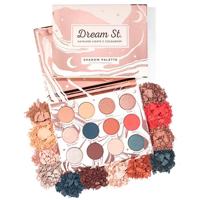 ColourPop - Dream St. Palette