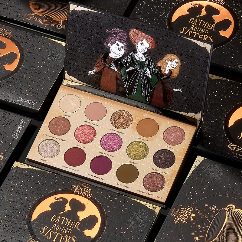 ColourPop - Gather Round Sisters