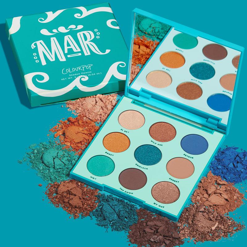 ColourPop - Mar - Shadow Palette