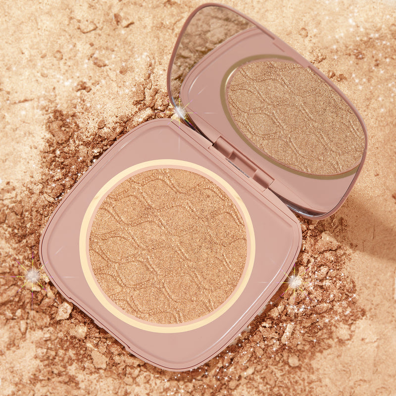 ColourPop - Warm Gold Body Shimmer Highlighting Powder | ColourPop