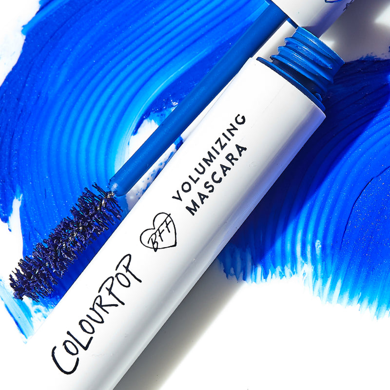 ColourPop - BFF Mascara, Blue Your Mind