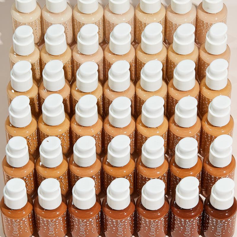 ColourPop - No Filter Natural Matte Foundation
