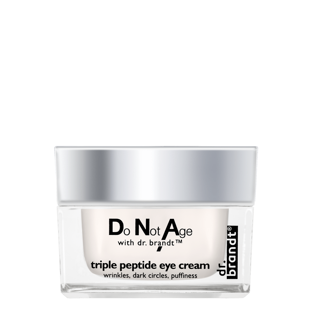 Dr. Brandt - Do Not Age with dr. brandt® TRIPLE PEPTIDE EYE CREAM