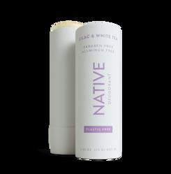Plastic Free Lilac & White Tea Plastic Free Deodorant