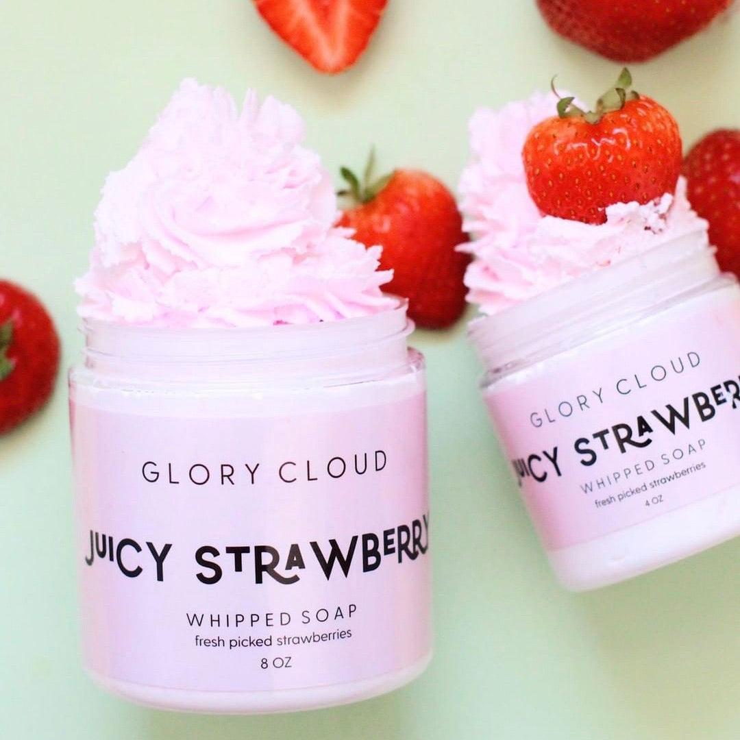 glorycloudusa - Juicy Strawberry - Cloud Soap