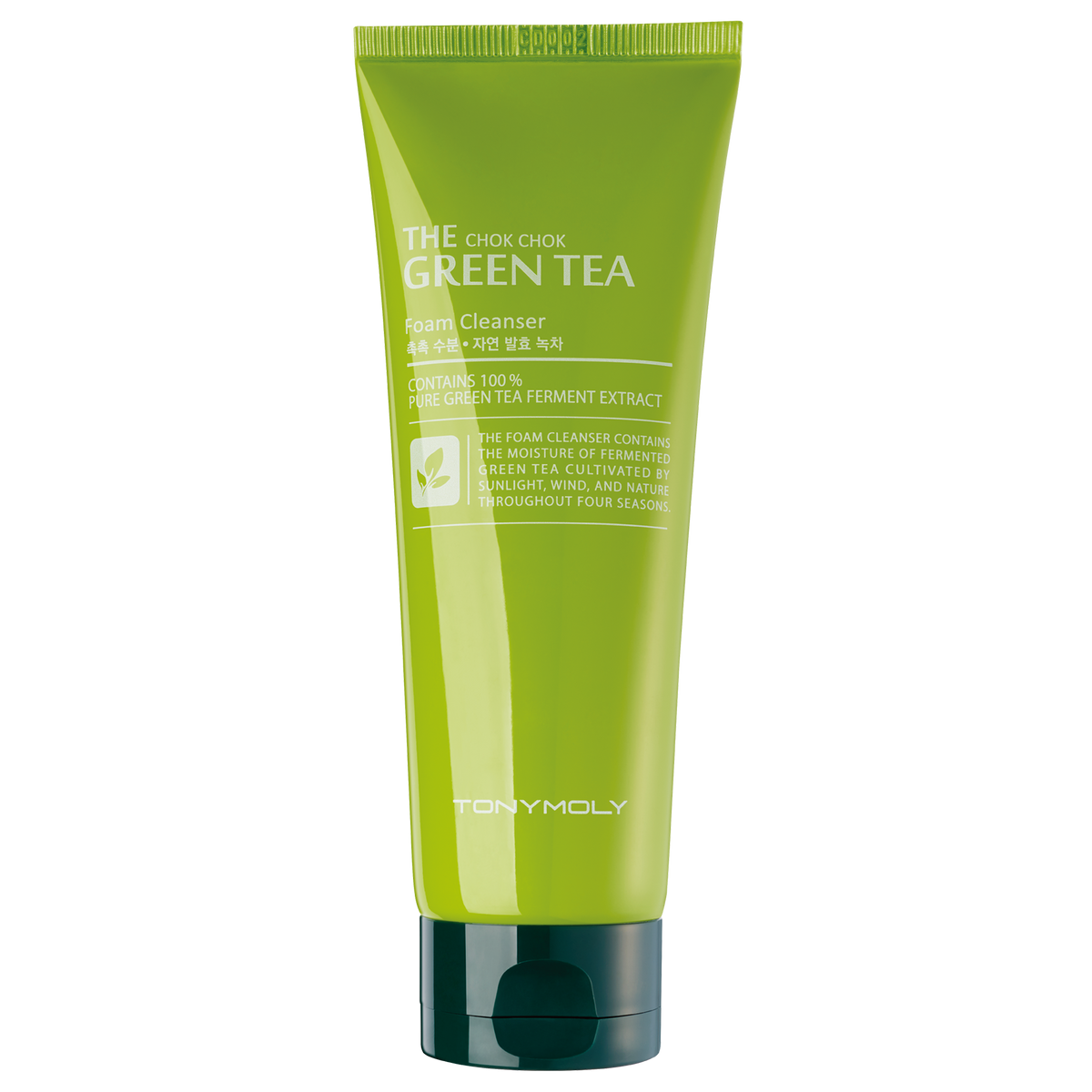 Tonymoly - The Chok Chok Green Tea Foam Cleanser