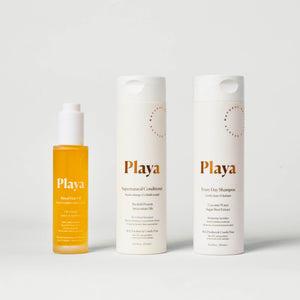 Playa.ca Healthy Hair Starter Kit