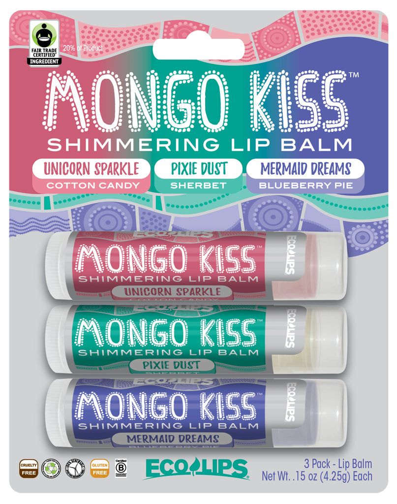 Eco Lips - Shimmering Lip Balm