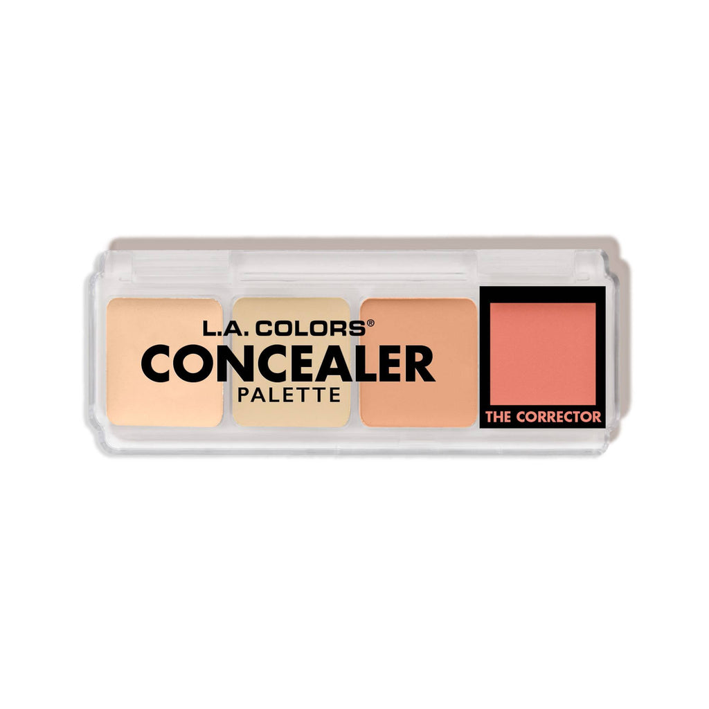 L. A. Colors - Concealer Palette (carded)