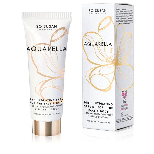 sosusan - Aquarella - Deep Hydrating Serum For The Face & Body