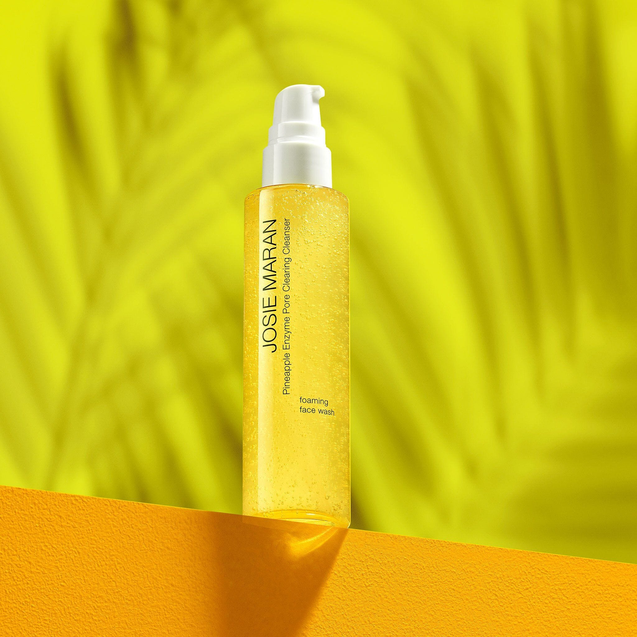 josiemarancosmetics.com - Pineapple Enzyme Pore Clearing Cleanser