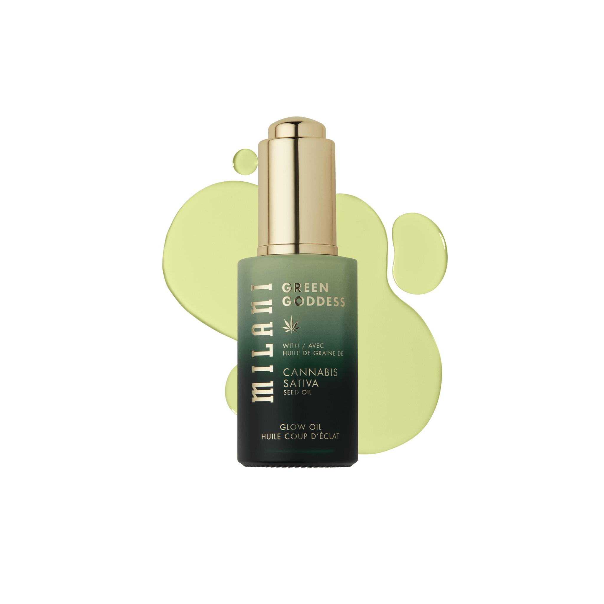 Milani - Green Goddess Glow Oil