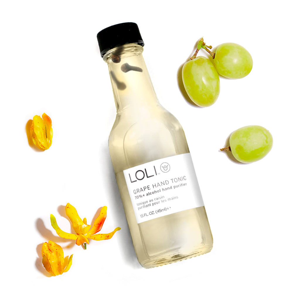 lolibeauty.com - Grape Hand Tonic