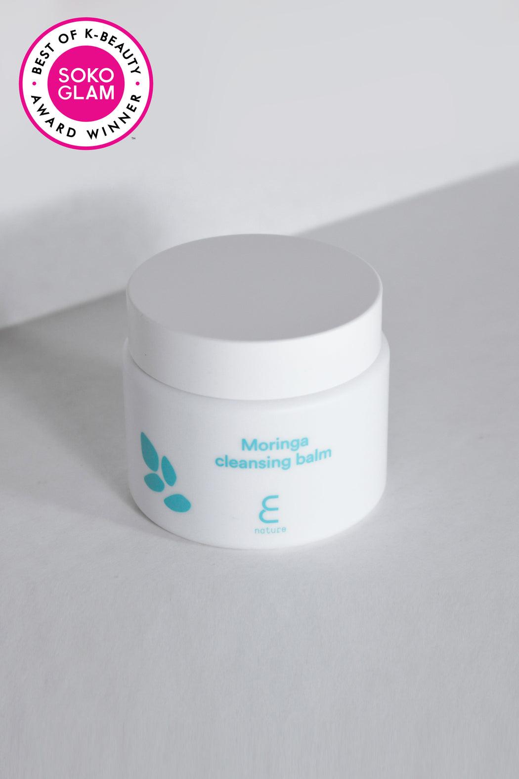 enature.us - Moringa Cleansing Balm