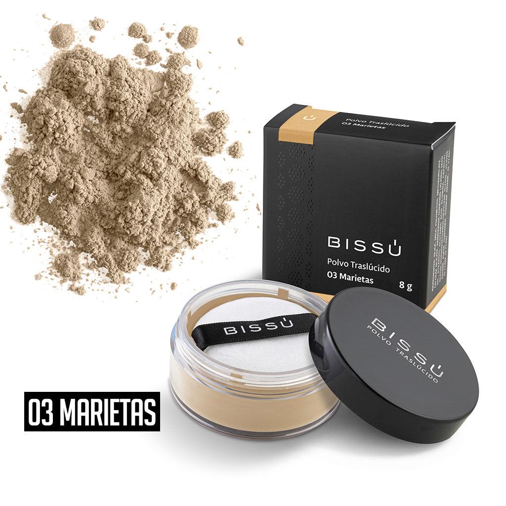 www.bissuusa.com - Translucid Powder