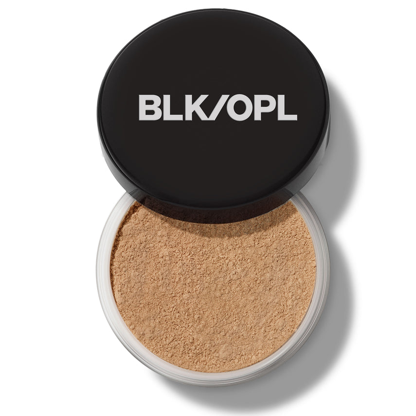 Blk/Opl - True Color Soft Velvet Finishing Powder